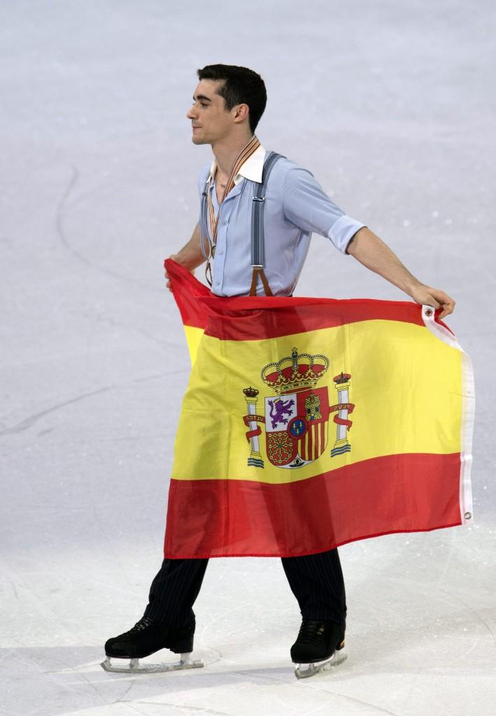 """Javier Fernández: """"No me siento un bicho raro, solo diferente y especial"""" 9"""