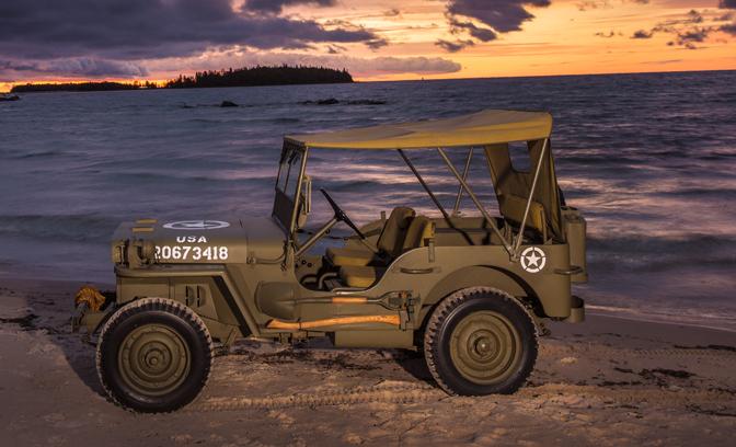 Jeep, 75 años en 10 modelos 22