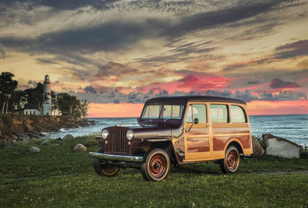 Jeep, 75 años en 10 modelos 23