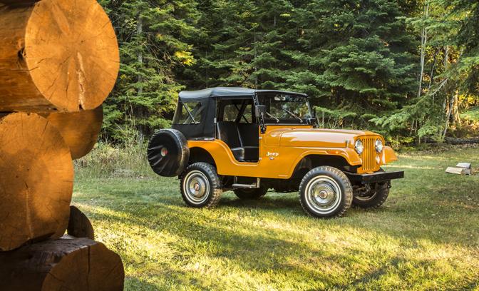 Jeep, 75 años en 10 modelos 24