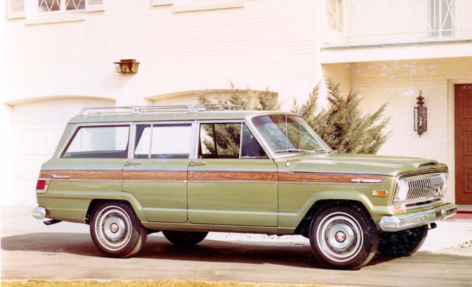 Jeep, 75 años en 10 modelos 27