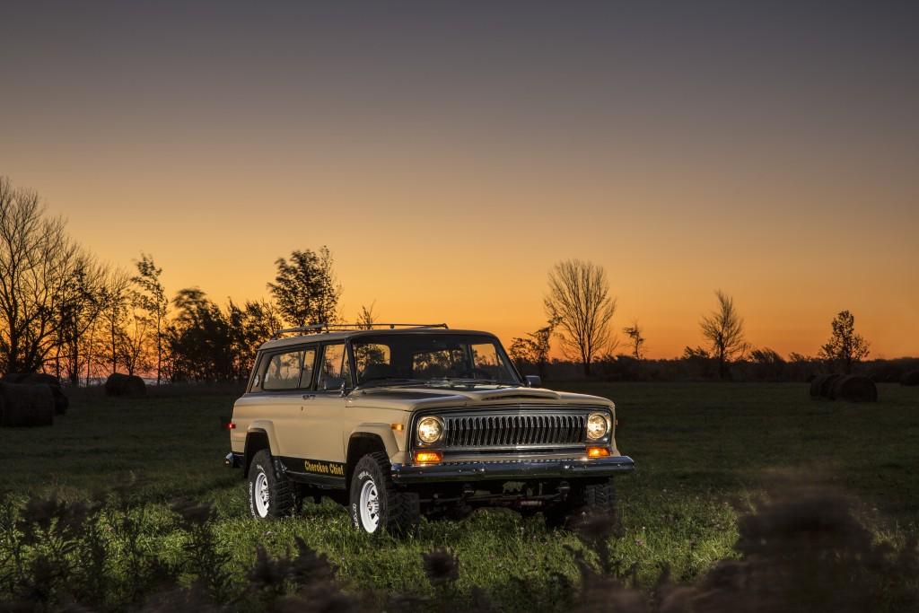 Jeep, 75 años en 10 modelos 28