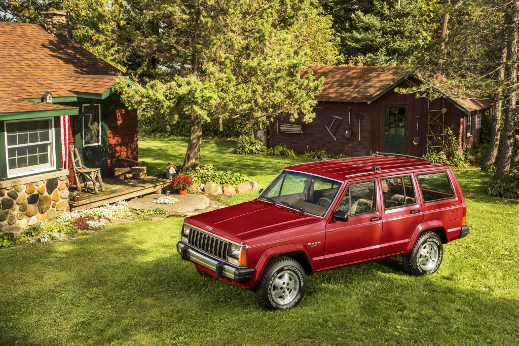 Jeep, 75 años en 10 modelos 29