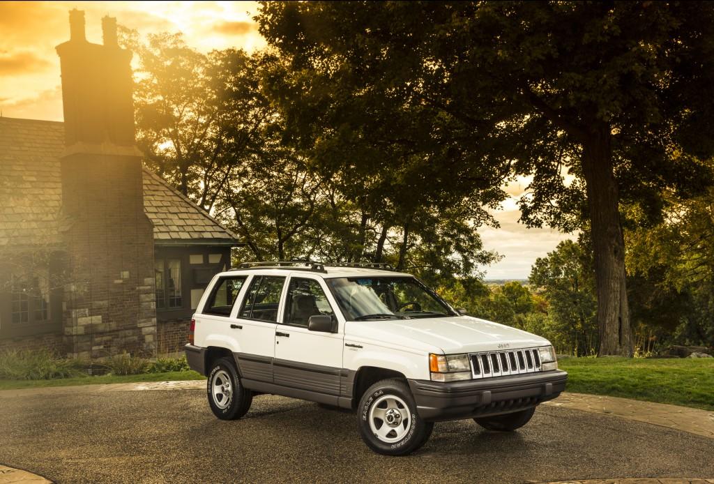 Jeep, 75 años en 10 modelos 30