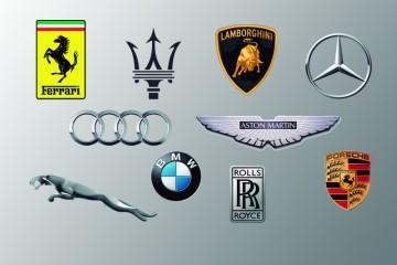 Logos de coches: señas de identidad