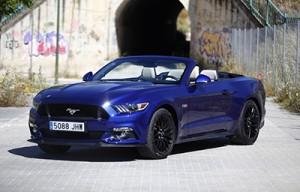 Mustang, medio siglo galopando carreteras 10
