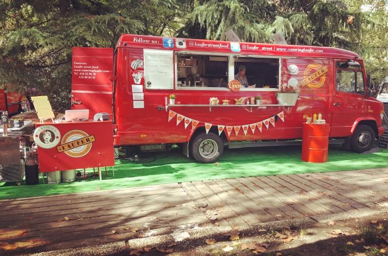 'Food trucks': Cocina sobre ruedas