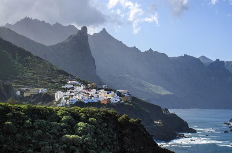 Tenerife bajo el Volcán 1