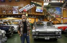 El cirujano de coches clásicos