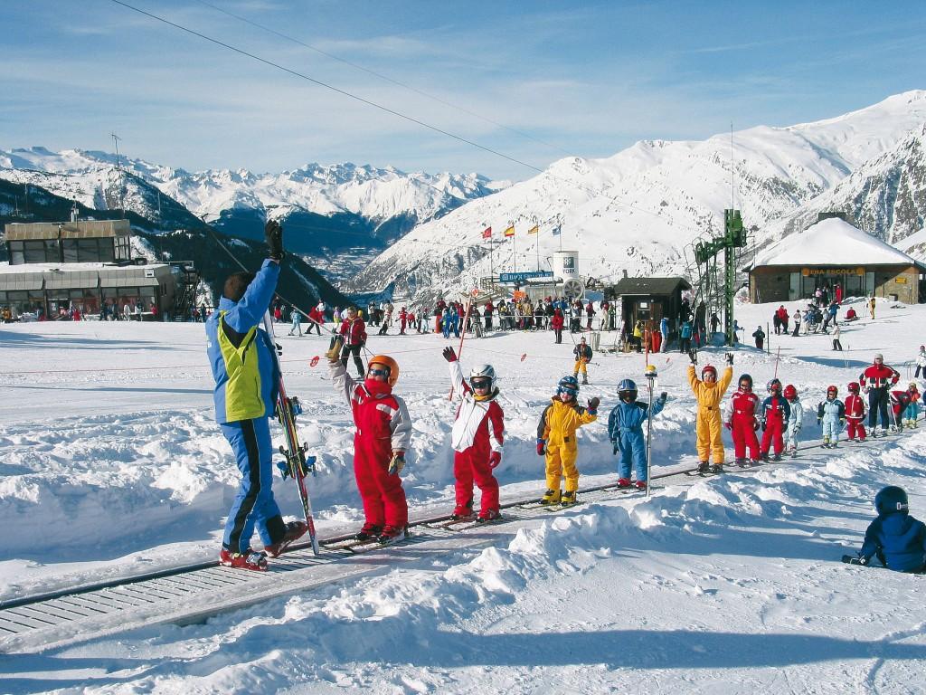 La tranquilidad de esquiar con el RACE 3