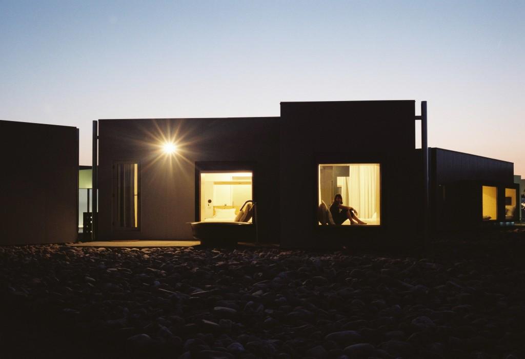 Refugio lunar en pleno desierto 8