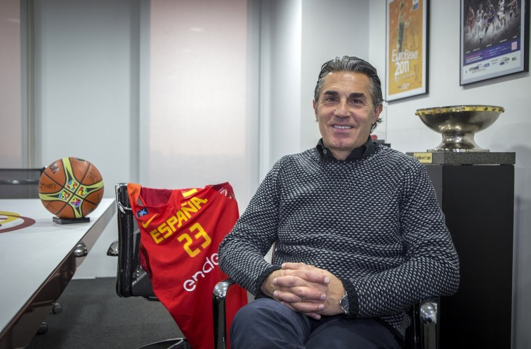 """Sergio Scariolo: """"He crecido con la veneración a Enzo Ferrari"""" 4"""