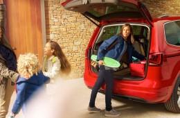 De vacaciones con todo en el coche