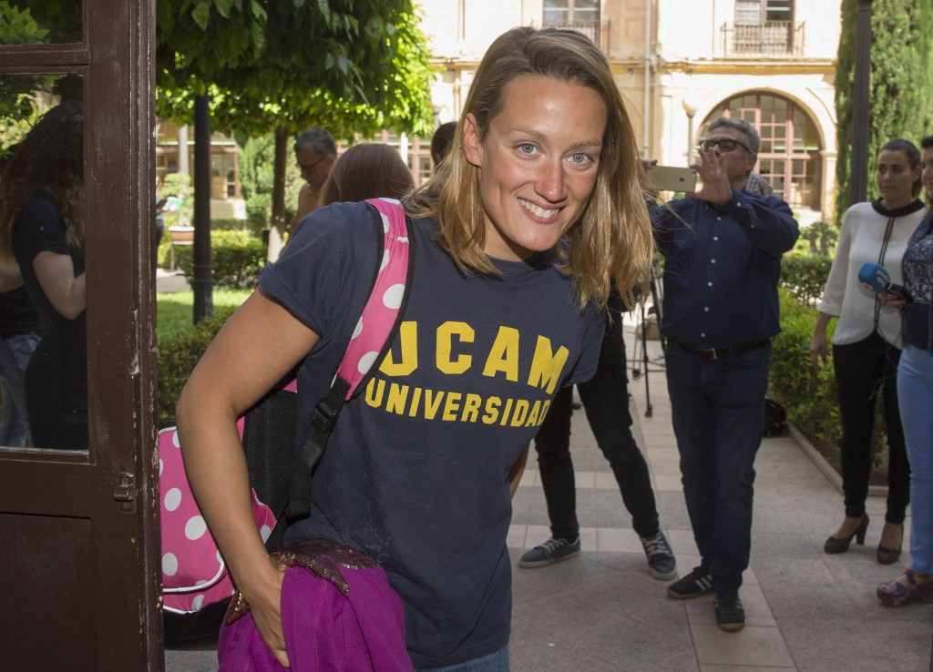 """Mireia Belmonte: """"¿El mejor consejo que me dieron? Que siempre fuera competitiva"""" 6"""