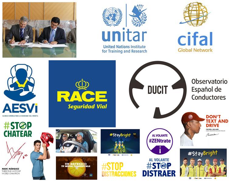 El RACE, líder en Seguridad Vial a nivel mundial 9