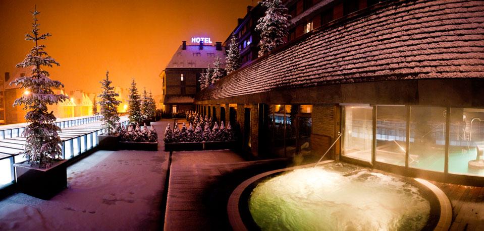 Hotel Val de Neu, el lujo de esquiar