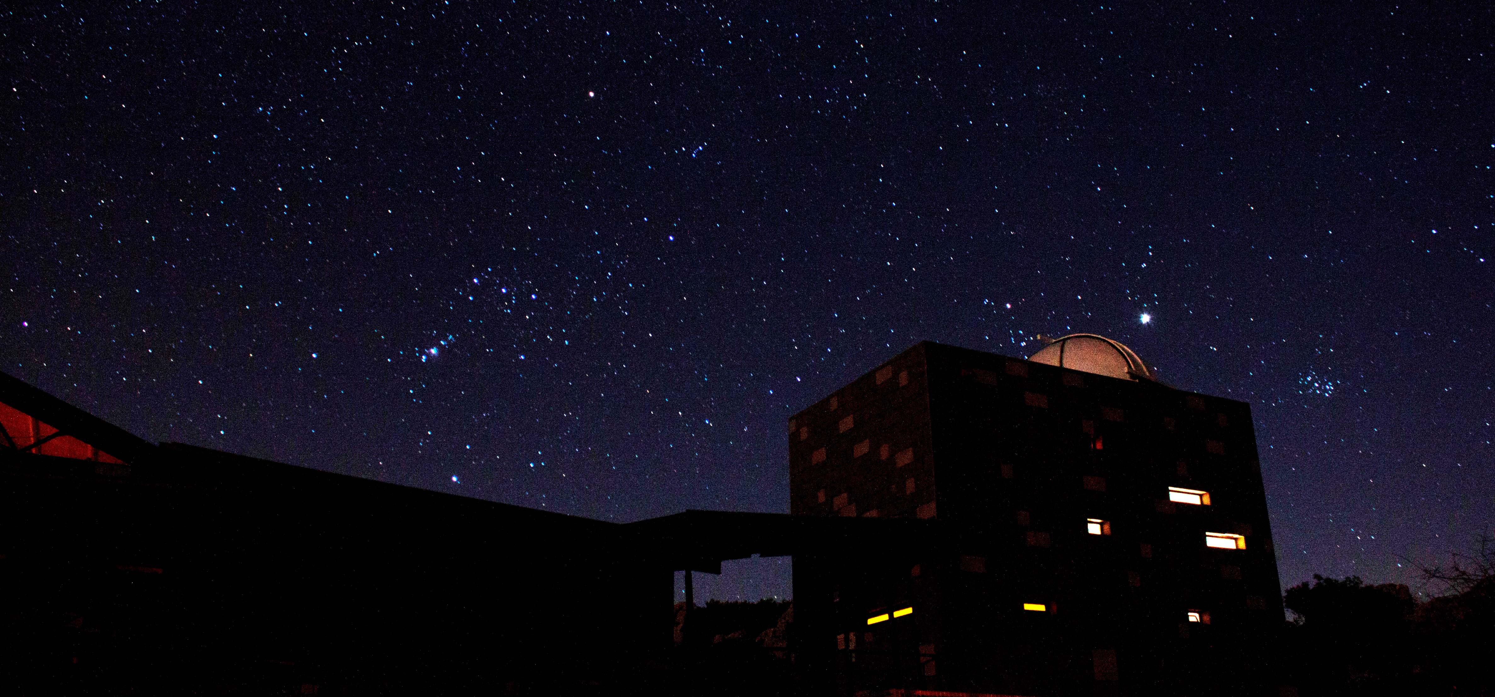 Un paseo por las estrellas 11