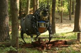 Boston Dynamics, los robots que sorprenden y espantan 3