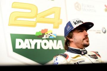 Fernando Alonso, ante el reto de Daytona 3