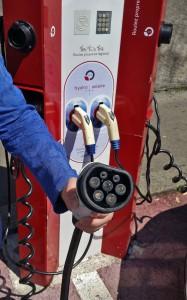 Suiza… en coche eléctrico 1