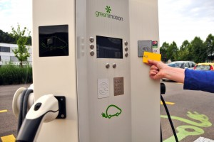 Suiza… en coche eléctrico