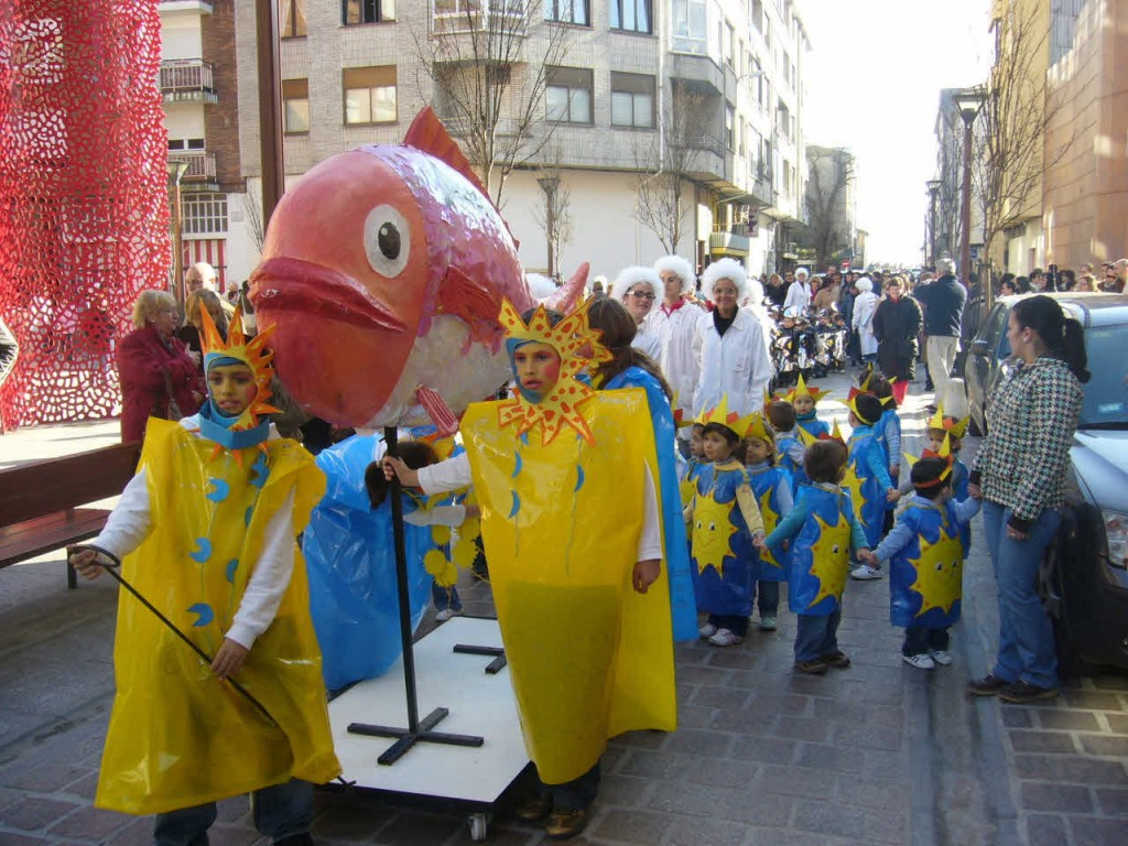 Un carnaval por cada pueblo de España 9