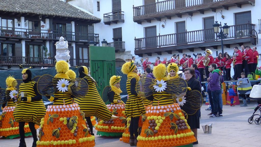 Un carnaval por cada pueblo de España 12