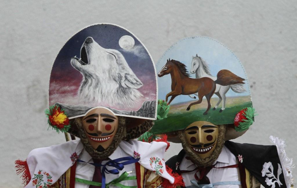 Un carnaval por cada pueblo de España 2
