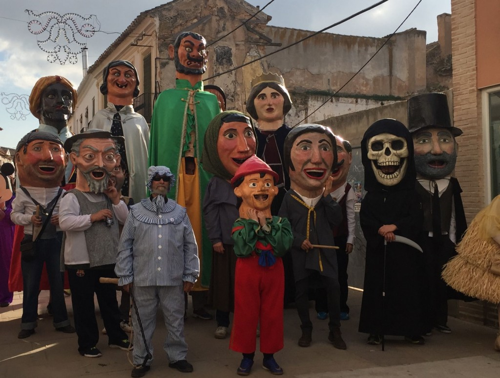 Un carnaval por cada pueblo de España 4