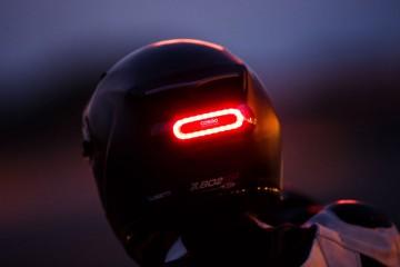 Una luz que salva vidas en las motos 1