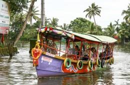 Kerala, el tranquilo sur de la India 1