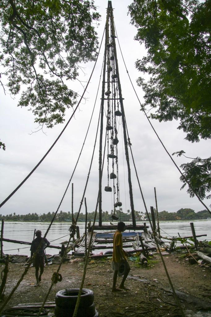 Kerala, el tranquilo sur de la India 7