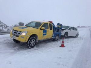 Conduce en invierno de forma segura 4