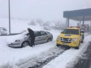 Conduce en invierno de forma segura 5