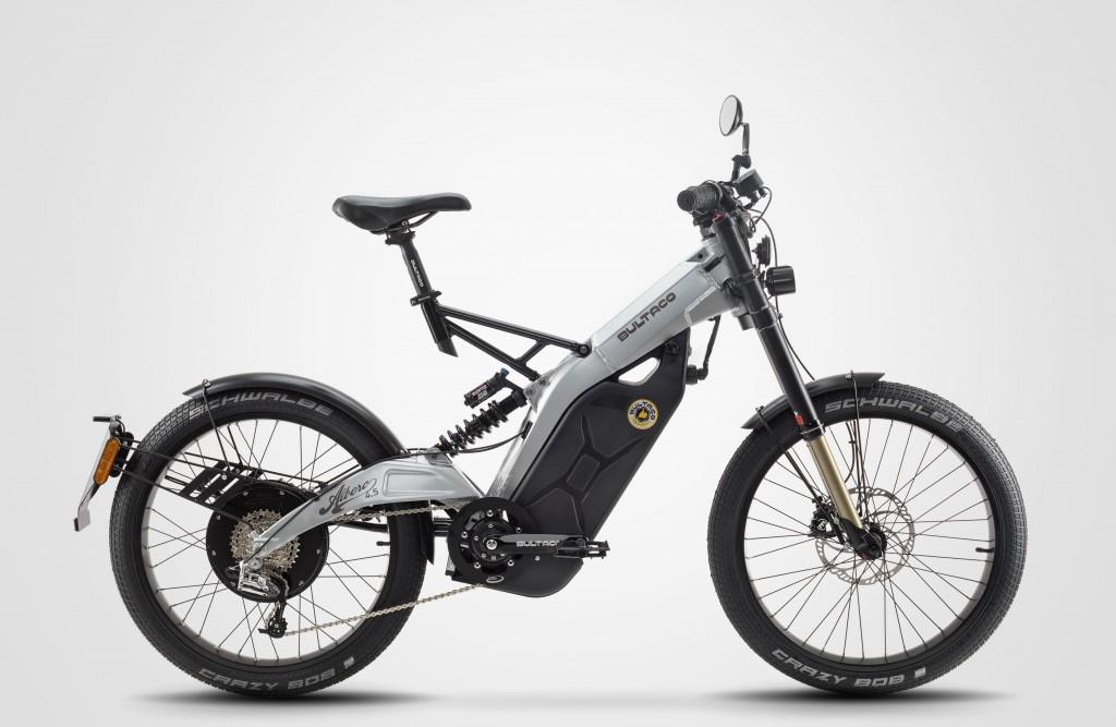 Bicicletas con alma de coche 1