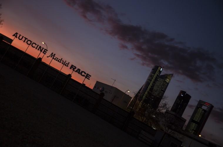 Un año del Autocine Madrid RACE 3
