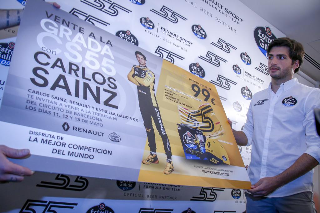 """Carlos Sainz: """"Mi madre es la verdadera heroína de todo esto"""" 3"""