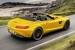 Mercedes GTS Roadster