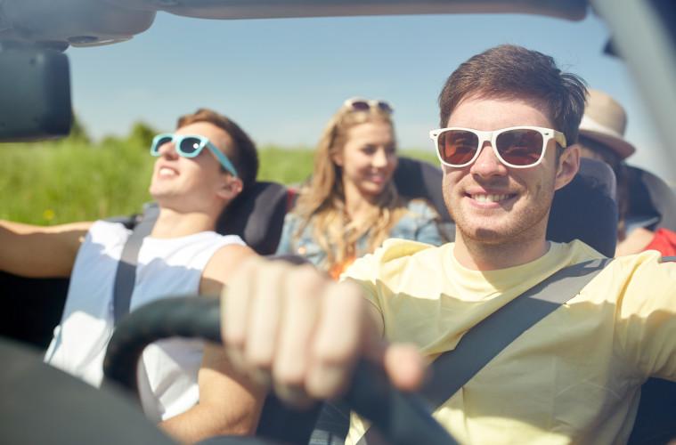Al volante, lo importante 4