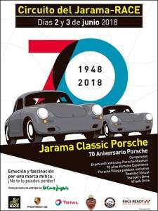 Jarama Classic Porsche 2018, alianza perfecta