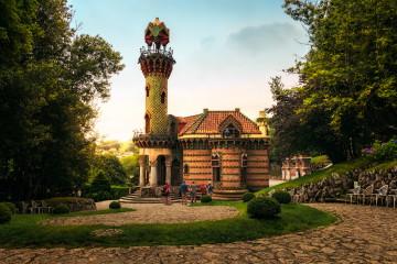 La España de Antonio Gaudí