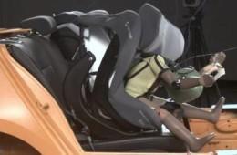 Primera informe de sillas infantiles 2018 2