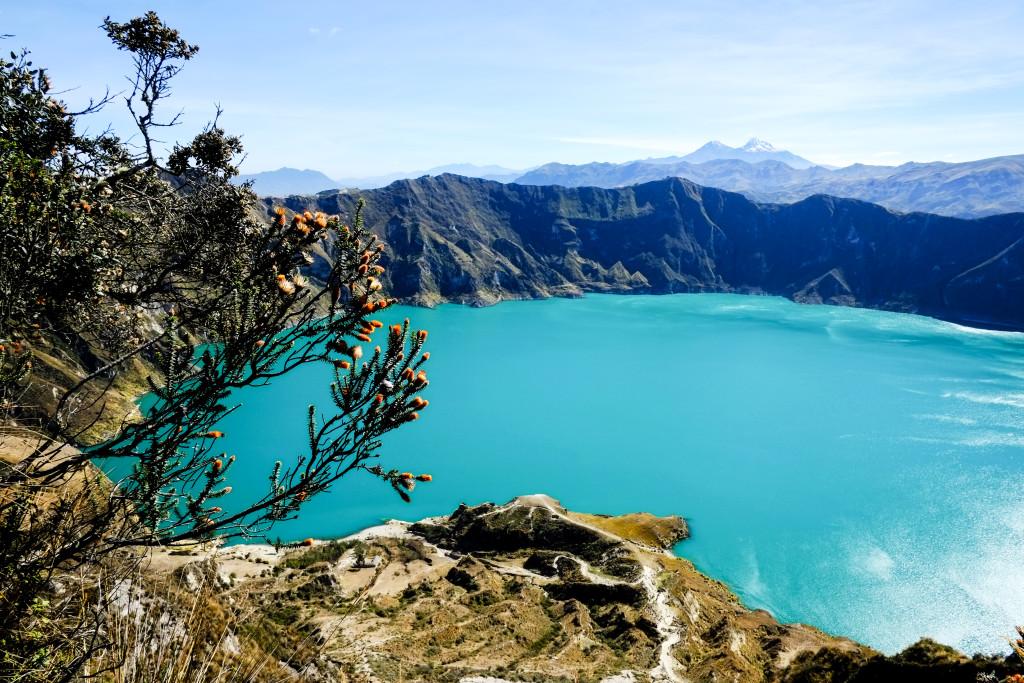 Ecuador, el secreto de los Andes