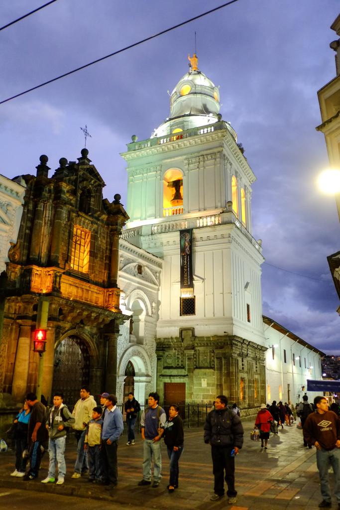 Ecuador, el secreto de los Andes 2