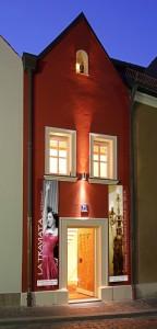 Eh'Häusl, el hotel más pequeño del mundo