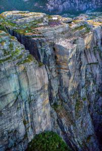 Fiordos noruegos, paisajes de vértigo