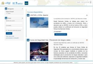 Nueva formación e-learning en Seguridad Vial de RACE y la ONU 2