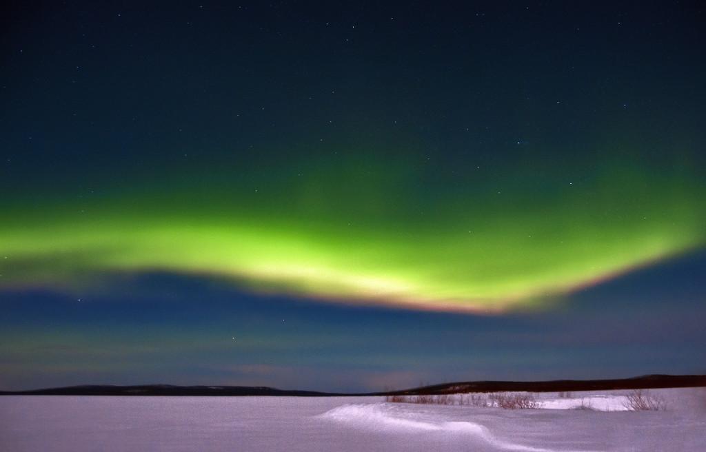 Finlandia, la llamada de la Navidad 1