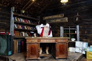 Finlandia, la llamada de la Navidad