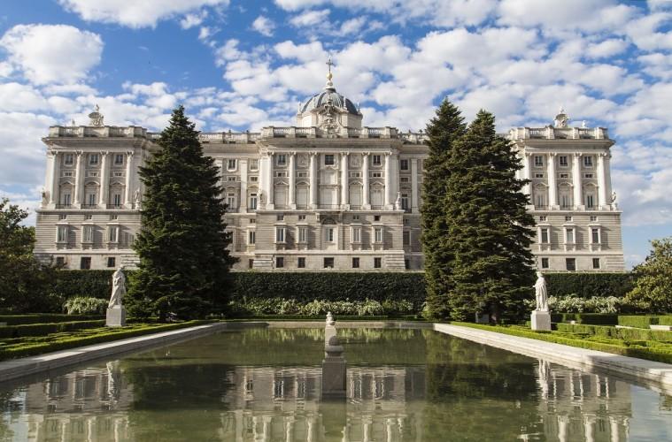 Palacios de España, Patrimonio Nacional 1